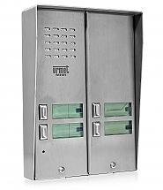 Panel domofonowy z 4 przyciskami MIWUS 5025/4D - 1