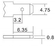 Akumulator 3.6Ah/12V