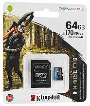 Karta pamięci microSD 64 GB Kingston