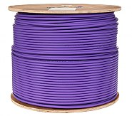 Kabel LAN F/UTP kat.6 Solarix SXKD-6-FTP-LSOH