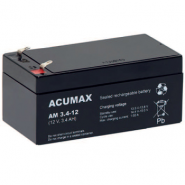 Akumulator 3.4Ah/12V AM 3.4-12 T1