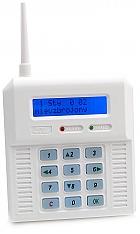 Bezprzewodowa centrala alarmowa CB32 BLUE ELMES - 1