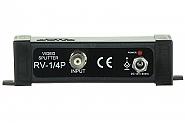 Rozgałęźnik wideo RV-1/4P - 1