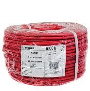 Kabel ppoż bitner yn tksy 3x 2x 0,8 mm