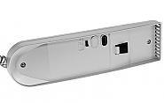 Unifon LM-8/W-6 srebrny widok z przodu