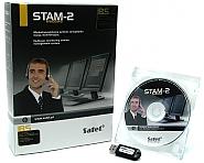 Program stacji monitorującej na PC STAM-2 - 1