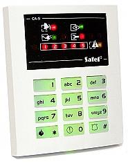 Zestaw alarmowy CA-5 P z manipulatorem CA-5 KLED-S - 5