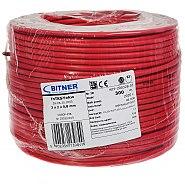 Kabel pożarowy Yntksy ekw 2x 0.8 mm