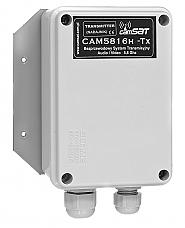 Nadajnik hermetyczny systemu CAMsat 5,8 Ghz CAM5816h-Tx