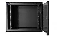 Szafa Rack 19'' 9U 450mm wisząca W6409 - 3