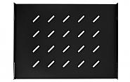 Półka do szafy Rack  PZ600 czarna