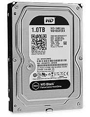 Dysk 1TB SATA III Western Digital Black - 1