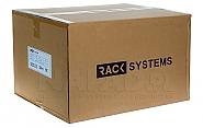 Szafa Rack 19'' 6U 450mm wisząca W6406 - 11