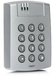 Zewnętrzny kontroler dostępu z klawiaturą PR611 VP