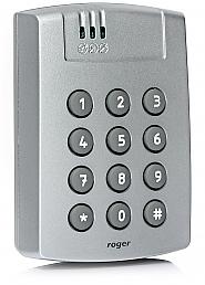 Zewnętrzny kontroler dostępu z klawiaturą PR611 - 2
