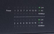 Switch gigabitowy, 16-portowy TL-SG1016 - 4