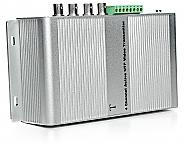 4-kanałowy aktywny nadajnik sygnału wizyjnego AT401T