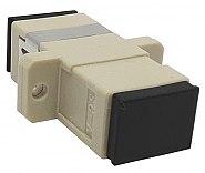 Adapter światłowodowy SC MM simplex