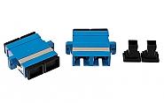 Adapter jednomodowy SC duplex