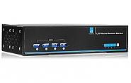 4-kanałowy aktywny odbiornik sygnału wizyjnego AT-UTP104AR - 1