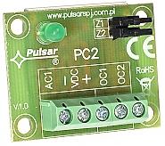 Moduł przekaźnika czasowego PC2 AWZ518 - 1