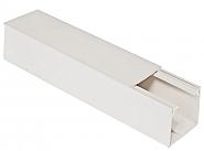 Listwa elektroinstalacyjna 40 x 40 biała