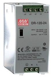 Zasilacz impulsowy DR-120-24