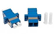 Adapter jednomodowy LC duplex