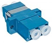 Adapter światłowodowy SM LC/UPC duplex
