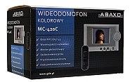 MC-420C - wideodomofon Abaxo