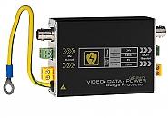 Zabezpieczenie wideo + zasilanie + RS485 USP201PVD24 - 1