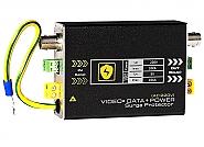Zabezpieczenie wideo + zasilanie + RS485 USP201PVD220 - 1