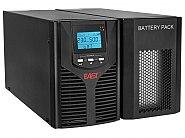 Zestaw UPS1000-LCD + battery pack BP3X9/T