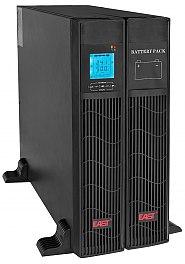 Zestaw UPS2000RT RACK + Battery pack BM4X9/RT