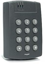 Zewnętrzny kontroler dostępu z klawiaturą PR612