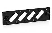 Panel 8-portowy do adapterów SC FPD22-8-A - 1