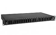 Przełącznica światłowodowa 24-portowa typu SC duplex