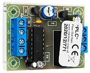 Przekaźnikowy licznik czasu PLC