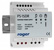 Zasilacz buforowy PS-15DR 13.8V/1.5A