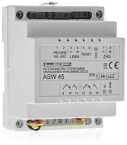 Autonomiczny sterownik urządzeń wykonawczych ASW45 - 1