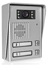 S36 - Dwuabonentowa stacja bramowa z kamerą - 1