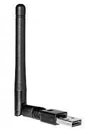 Bezprzewodowa karta sieciowa USB 150Mbps z anteną
