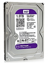 Dysk 1TB SATA III Western Digital Purple - 1