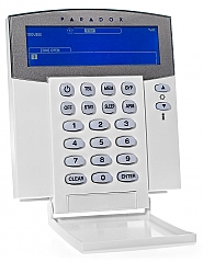 Klawiatura LCD K37 bezprzewodowa - 1