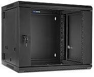 Szafa Rack 19'' 9U 525mm wisząca dwusekcyjna D6509