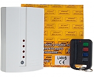 U4HS - Sterownik radiowy 4 kanałowy - 1
