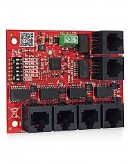 Switch PoE 5-portowy xPoE-6-11-OF