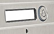 Video domofon S 561 Z z czytnikiem odcisków palców