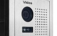 S603D-2 - Trzyabonentowa stacja bramowa z kamerą i zamkiem szyfrowym - 2