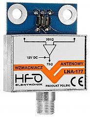 Wzmacniacz antenowy dopuszkowy 30dB LNA-177